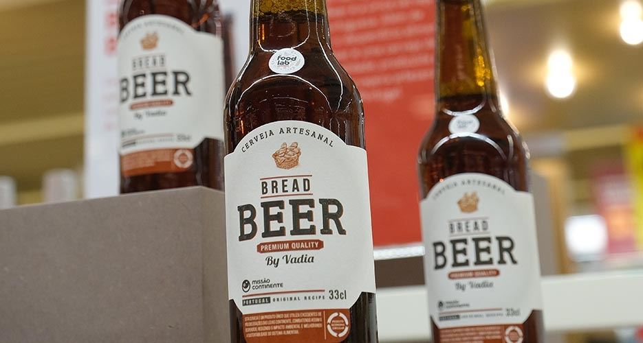 Garrafas de Bread Beer