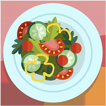 Plano Alimentar Semanal - Escola Missão Continente