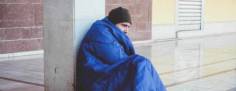Missão continente apoia sem abrigo em Lisboa