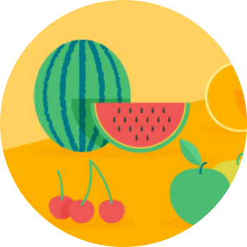 Roda dos alimentos - Escola Missão Continente